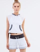 Blanc Noir Jump Shorts