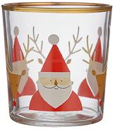 John Lewis Santa and Reindeer Tumbler, 360ml