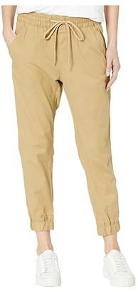 Levi's(r) Womens Jet Set Joggers (Comfy Tamburitza Camo) Women's Jeans