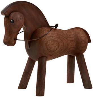 Kay Bojesen - Horse Wooden Figurine - Walnut