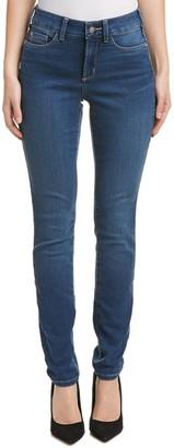 NYDJ Women's Petite Uplift Alina Legging Fit Skinny Jeans in Future Fit Denim
