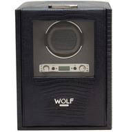 "Wolf Single Watch Winder with Storage ""Blake"""