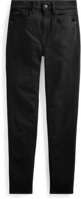 Ralph Lauren Tompkins Skinny High-Rise Jean