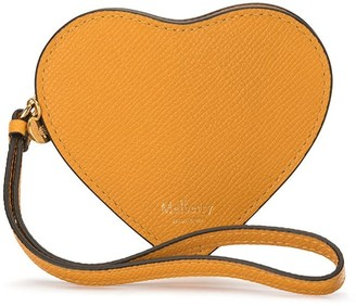 Mulberry Heart Wrist Strap Bag