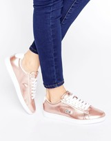 Lacoste Carnaby Evo Metallic Sneakers