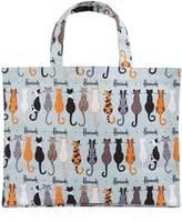 Harrods Curly Tails Large Shopper Bag
