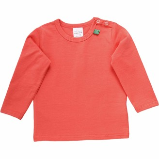 Green Cotton Fred's World by Baby Girls' Alfa T Shirt