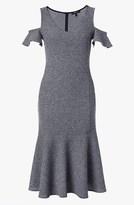 Derek Lam Open Shoulder Dress
