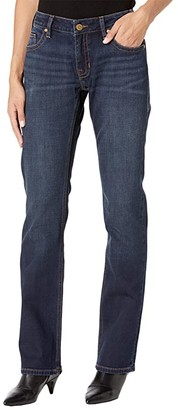 Rock and Roll Cowgirl Riding Bootcut in Dark Wash W7-7539 (Dark Wash) Women's Jeans