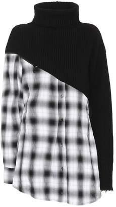 Unravel Turtleneck shirt sweater