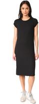 6397 Rib Mini Dress