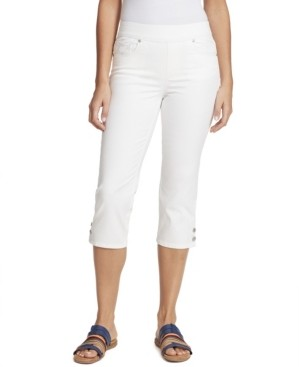Gloria Vanderbilt Women's Avery Pull-On Capri