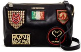 Love Moschino Patch Satchel