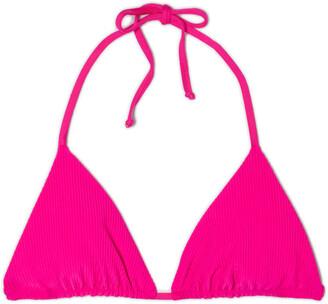 Frankie's Bikinis Tia Triangle Bikini Top