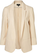 Co-ordinating Linen Blazer