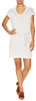 Zadig & Voltaire Rimo Cotton Scoopneck Dress