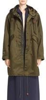 Sofie D'hoore Women's 'Clever' Hooded Coat