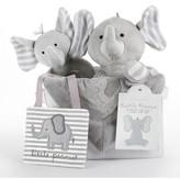 Baby Aspen Infant Little Peanut Elephant 5-Piece Gift Set