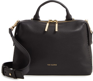 Ted Baker Emilyy Leather Top Zip Tote