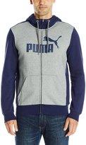 Puma Men's Ess No1 FZ Hoody, FL