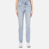 Levi's Women's 501 Skinny Jeans Clear Minds