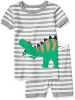 Gap Dino stripe short sleep set