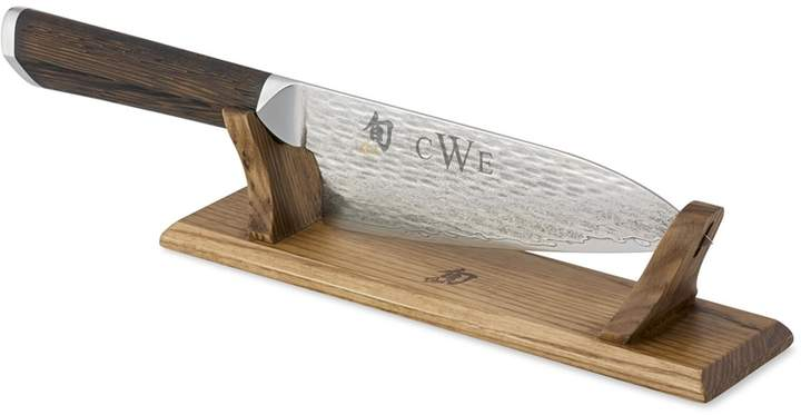 "Shun Fuji 6"" Chef's Knife with Stand"