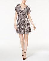 BCBGeneration Knit Fit & Flare Dress