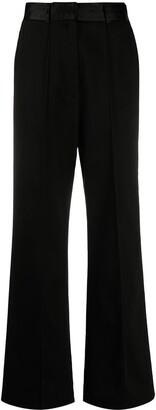 MM6 MAISON MARGIELA Wide-Leg Tailored Trousers