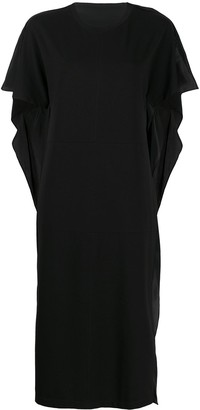 3.1 Phillip Lim Short Sleeve Midi Dress