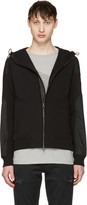 Belstaff Black Blakenham Zip Sweater