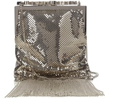 Jimmy Choo Celeste chainmail shoulder bag