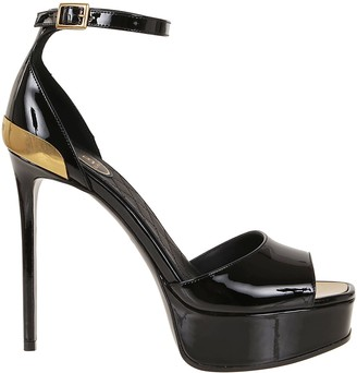Balmain Sandal Pippa-calfskin Leather