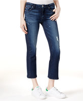 Hudson Mia Cropped Flared Jeans, Electric Clover Wash