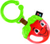 Fisher-Price Happy Apple Teether