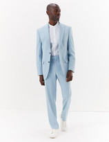 Marks and Spencer Big & Tall Pastel Slim Fit Jacket