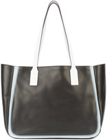 Derek Lam 10 Crosby contrast detail tote - women - Nappa Leather - One Size