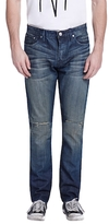 Earnest Sewn Bryant Cotton Slouchy Slim Jeans