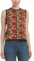 Endless Rose Floral Lace Top.