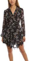 n/nicholas Watercolor Floral Dress