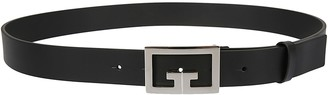 Givenchy 2g Buckle Belt