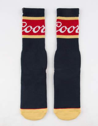 Brixton x Coors Signature Mens Socks