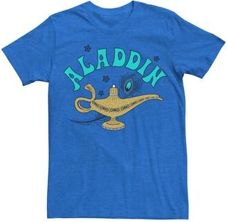 Disney Disney's Aladdin Men's Magic Lamp Graphic Tee