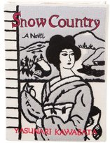 Olympia Le-Tan Snow Country Book Clutch