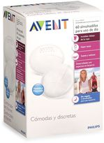 Philips 60-Count Day Breast Pads