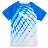 Puma Boys' Sublimation Print Tee - Sizes 8-20