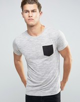 Bellfield T-Shirt with Pocket