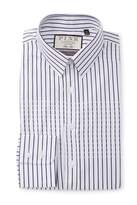 Thomas Pink Slim Fit Bettinson Stripe Dress Shirt
