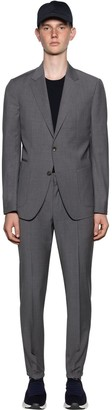 Ermenegildo Zegna Slim Fit Tech Wool Wash'n Go Suit