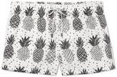 Dolce & Gabbana Slim-Fit Mid-Length Pineapple-Print Swim Shorts